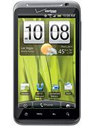 HTC ThunderBolt 4G – технические характеристики