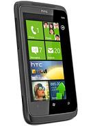 HTC 7 Trophy – технические характеристики