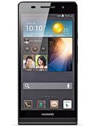 Huawei Ascend P6 – технические характеристики