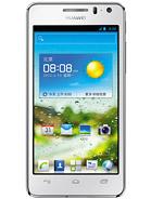Huawei Ascend G600 – технические характеристики