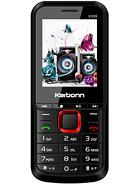 Karbonn K309 Boombastic – технические характеристики