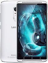 Lenovo Vibe X3 – технические характеристики