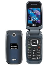 LG 450 – технические характеристики
