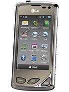 LG 8575 Samba – технические характеристики