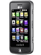 LG Scarlet II TV – технические характеристики