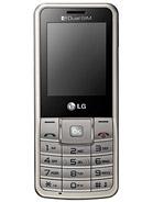 LG A155 – технические характеристики