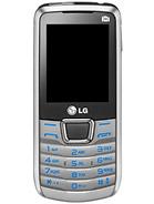LG A290 – технические характеристики