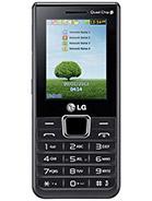 LG A395 – технические характеристики