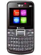 LG C199 – технические характеристики