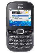LG C365 – технические характеристики