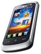 LG KM570 Cookie Gig – технические характеристики