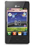 LG T370 Cookie Smart – технические характеристики