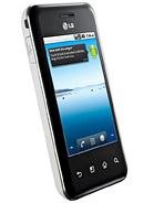 LG Optimus Chic E720 – технические характеристики