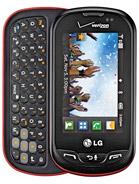 LG Extravert VN271 – технические характеристики