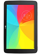 LG G Pad 10.1 LTE – технические характеристики