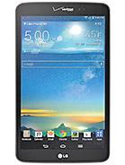 LG G Pad 8.3 LTE – технические характеристики