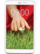 LG G Pad 8.3 – технические характеристики