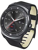 LG G Watch R W110 – технические характеристики
