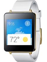 LG G Watch W100 – технические характеристики