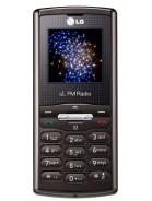 LG GB110 – технические характеристики