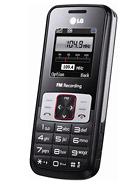 LG GB160 – технические характеристики