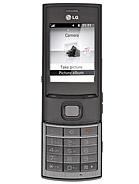 LG GD550 Pure – технические характеристики