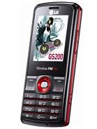LG GS200 – технические характеристики