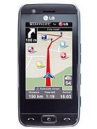 LG GT505 – технические характеристики