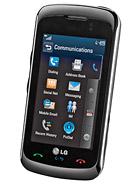 LG GT550 Encore – технические характеристики