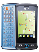 LG GW520 – технические характеристики