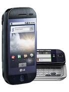 LG GW620 – технические характеристики