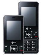 LG KC550 – технические характеристики