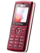 LG KG288 – технические характеристики