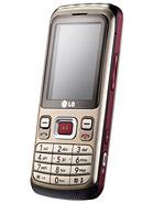 LG KM330 – технические характеристики