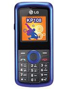 LG KP108 – технические характеристики