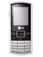 LG KP170 – технические характеристики