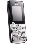 LG KP220 – технические характеристики