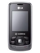LG KP270 – технические характеристики