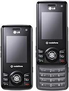 LG KS500 – технические характеристики