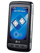 LG KS660 – технические характеристики
