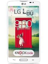 LG L80 – технические характеристики