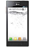 LG Optimus GJ E975W – технические характеристики