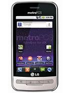 LG Optimus M – технические характеристики