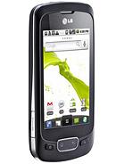 LG Optimus One P500 – технические характеристики