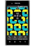 LG Prada 3.0 – технические характеристики