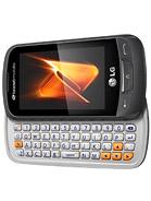 LG Rumor Reflex  LN272 – технические характеристики