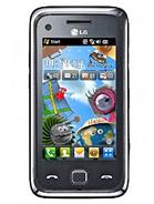 LG KU2100 – технические характеристики