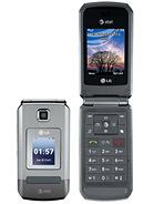 LG Trax CU575 – технические характеристики