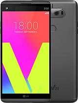 LG V20 – технические характеристики