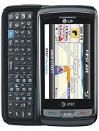 LG Vu Plus – технические характеристики